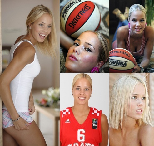 Mexico's Isabel Delgado Plancarte and Nuria Diosdado Garcia spit water during their performace in the synchronised swimming duets free routine qualification round during the London 2012 Olympic Games at the Aquatics Centre