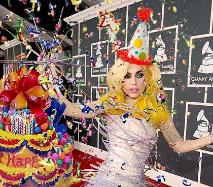 LadyGagaBirthday