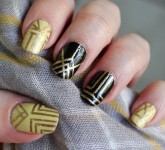 01-Gorgeous-Great Gatsby-Inspired-Manicures