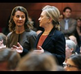 Hillary Clinton, Melinda Gates Launch Global Partnership On Maternal And Child Health