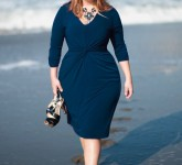 Plus-Size-Forget-Me-Not-Career-Dress