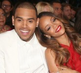 Rihanna+and+Chris+Brown