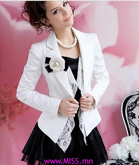 Wholesale-Hot-selling-free-shipping-Women-s-cotton-suit-fashionable-office-lady-suit-white