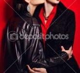 depositphotos_37779029-High-fashion-look.glamor-closeup-portrait-of--two-beautiful-sexy-stylish-brunettes-Caucasian-young-women-models-in-black-jacket-with-bright-makeup-with-red-lips--with-perfect-clean-skin-in-studio