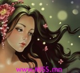 women_long_hair_fantasy_art_artwork_flower_in_hair_www.artwallpaperhi.com_871628178452014-01-29-10-38[www.urlag.mn]