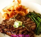 garlic-herb-steak