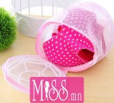 2015-New-Lovely-fine-screen-printing-support-bra-wash-bag-Laundry-Basket-Nylon-Mesh-Bag-Bra
