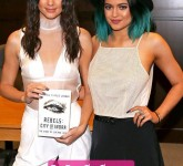 Kendall Jenner And Kylie Jenner Sign Their Debut Novel
